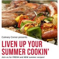 Liven Up Your Summer Cookin'